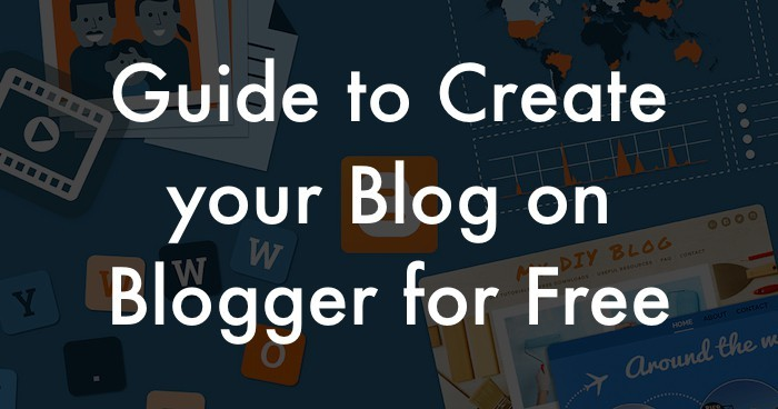 Create a Blog on Blogger