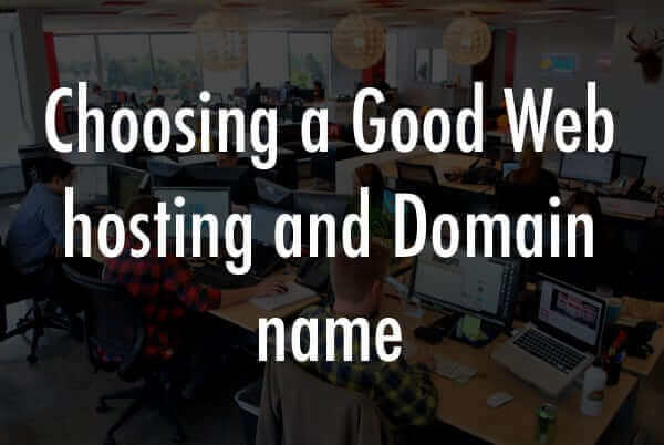 web hosting with domain