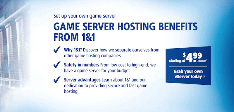 Dedicated Game Server Hosting