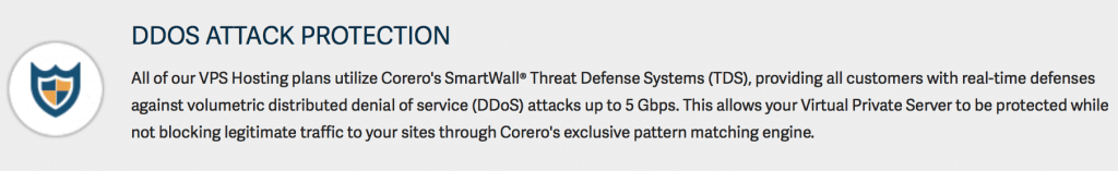 DDoS Attack Protection