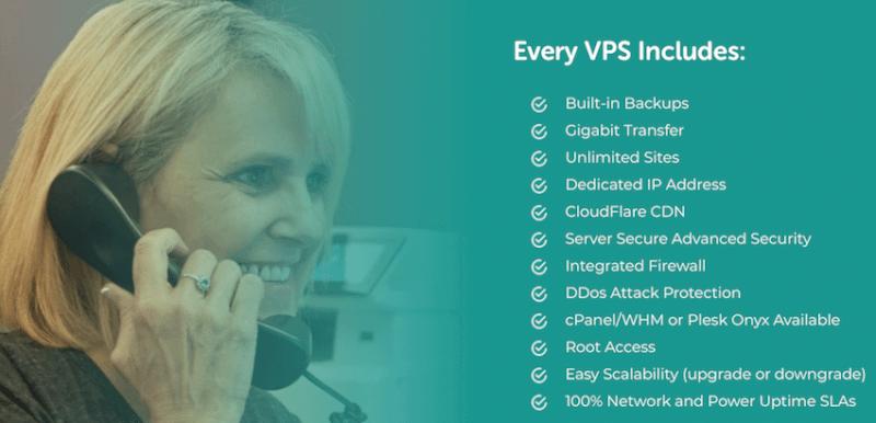ddos protected vps hosting