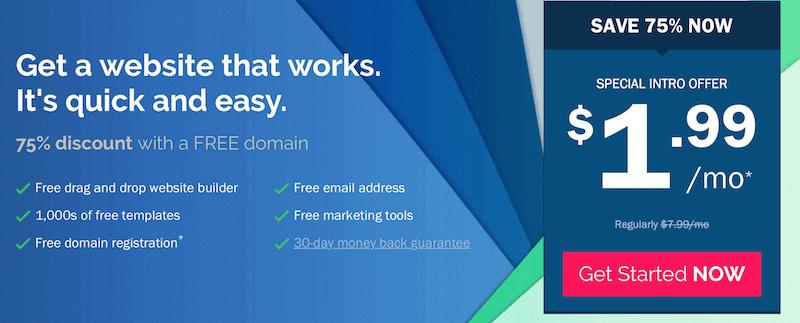 iPage website builder