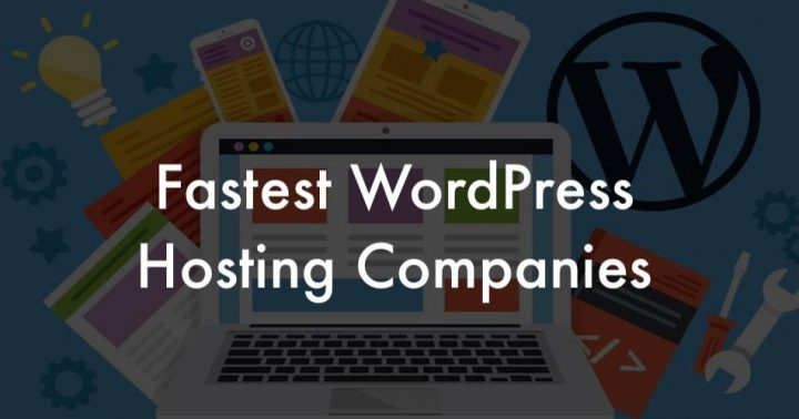 Fastest WordPress hosting providers